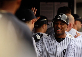 Robinson Cano brings a smile to the faces of Yankees fans everywhere.