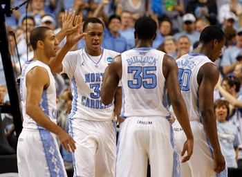 North Carolina's sky blue uniforms are part of what make the Tarheels so special.