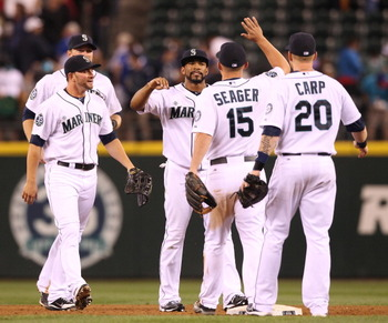 The Mariners are struggling though Seattle always stands by their M's.