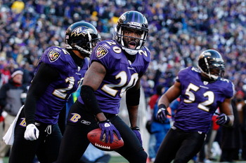 The Baltimore Ravens make Marylanders proud.