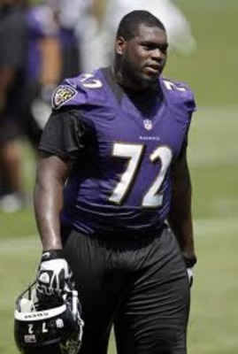 Osemele could start at tackle this year (Photo: Gannett.com).