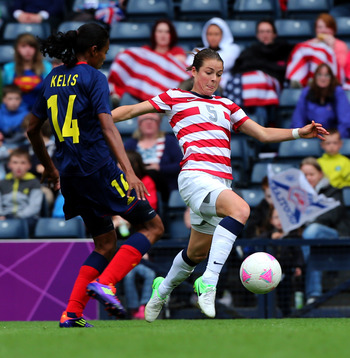 USWNT Left-Back Kelley O'Hara