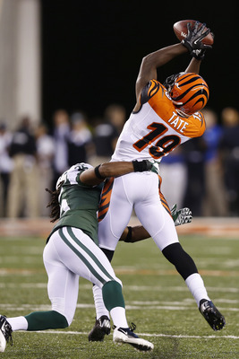 Bengals' WR Brandon Tate was impressive vs. the Jets
