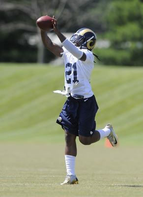Rookie Janoris Jenkins already looks to be rewarding the Rams for their draft day gamble.