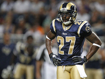 Quintin Mikell will be a starting safety for the St. Louis Rams, but who will be next to him?