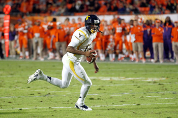West Virginia's versatile QB Geno Smith promises to take the offense beyond the school's record setting 2011 season.