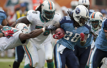 Tennessee is a good all-around team, and could make some waves in the AFC if Chris Johnson returns to form. Like Miami, they haven't chosen a starting quarterback yet but both of their options can lead them to victories