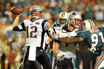 The Dolphins have had Tom Brady's kryptonite over the years more than basically any other team in the league, but that still only results in about one win every two years. New England's dominance in the AFC East continues to go largely unchallenged
