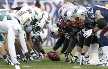 The Patriots will play in another nearly-meanigless season finale, but the Dolphins won't be given a break. Miami ends another playoff-free season with a disappointing loss in New England
