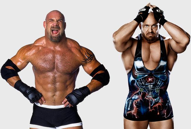 WWE estaria interesada en traer de vuelta a Goldberg para Wrestlemania XXX GoldbergRyback_crop_650x440