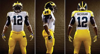 Michigan Uniform for Cowboy Classic