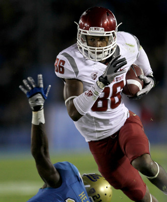 Cougs WR Marquess Wilson is a future high draft choice