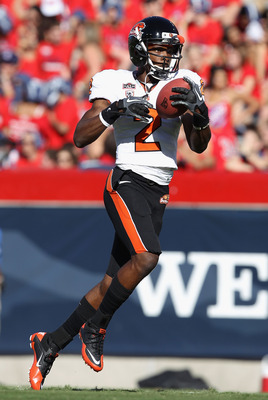Wheaton is a versatile player for the Beavs