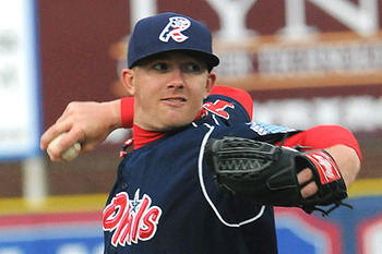 RHP Tyler Cloyd // Courtesy of MiLB.com