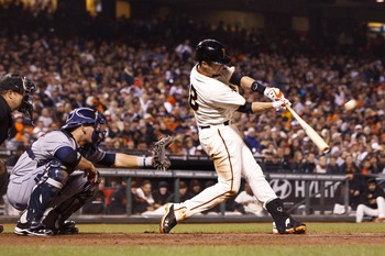 Buster Posey has been playing at an MVP caliber level
