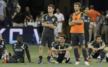 Seattle suffered its first ever loss in U.S. Open Cup competition in the 2012 final.