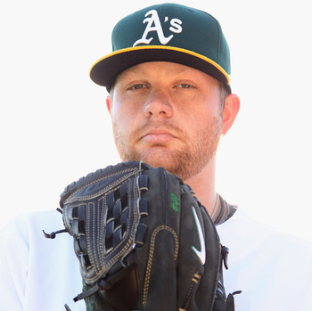 It will be good to see Mr. Anderson back with the A's
