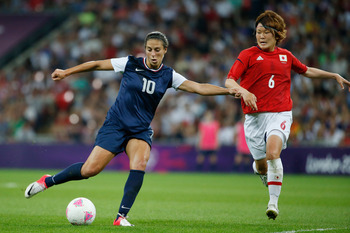 Carli Lloyd