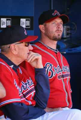 Billy Wagner was dominant in his year with the Braves.