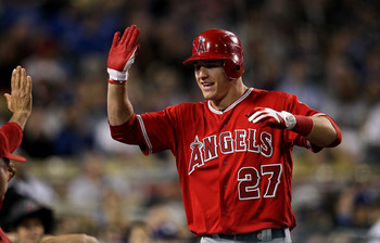 Mike Trout is enjoying one of the greatest seasons for a rookie in major league history.