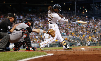 Andrew McCutchen is having one of the best seasons in Pirates history