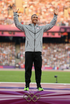 Ashton Eaton (above), American Decathlon Winner