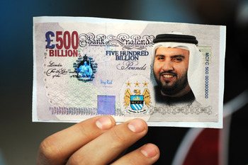 What Sheikh Mansour wants his money can buy