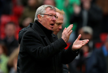 Fergie wants RVP
