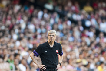 Wenger comments on RVP situation during pre-season tour