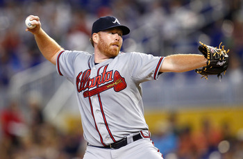 Tommy Hanson is getting closer to returning to action.