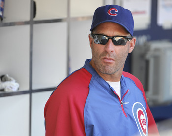 Dale Sveum sure looks like the right man for the job in Chicago.