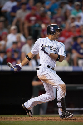 CarGo's talents are going to waste in Colorado.