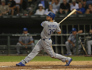 Eric Hosmer has fallen victim to the &quot;sophomore slump.&quot;