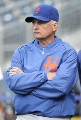 Terry Collins has done what he could with a medicore roster.