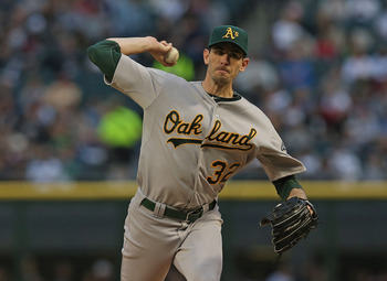 Brandon McCarthy was a bust before reaching the A's.