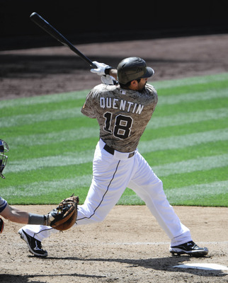 Extending Carlos Quentin gives the Padres hope for the future.