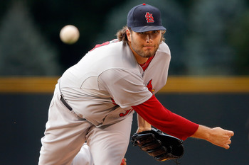 Lance Lynn has been an integral part of the rotation.