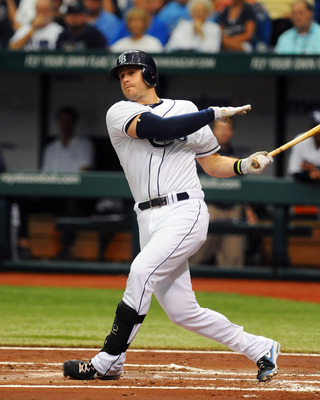 Longoria could be the bat that gets the Rays back into October baseball.