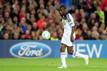 Ramires scored a superb chip against Barcelona at the Camp Nou