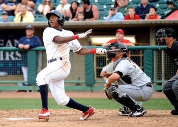 (Photo by Dave Schofield, Lakewood BlueClaws)
