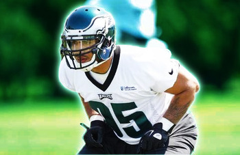 Rookie LB Mychal Kendricks looked excellent in his Eagles debut.