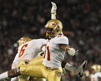 Florida State will likely be coming off of a two-loss regular season, putting them in place as the ACC's No. 2 team.