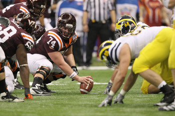 Andrew Miller needs to be a true leader for the Hokies in 2012.