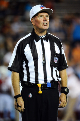 NFL please bring back the real referees