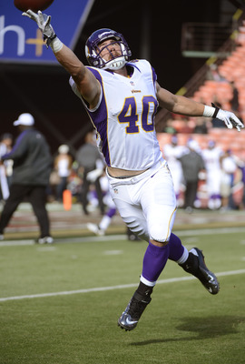 Vikings H-Back Rhett Ellison