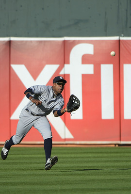 The Yankees need solid defense from their center fielder.