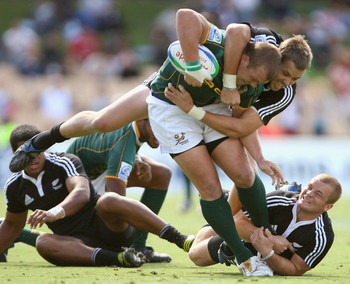 Rugby Sevens: The most exciting Olympic addition in decades