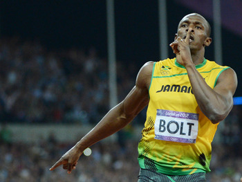 2016: The apotheosis of Usain Bolt
