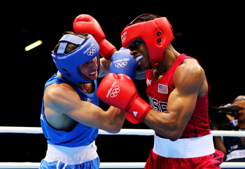 The U.S. men again failed to medal in boxing, having only seen one medal come their way since the 1996 Olympics.