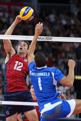 The U.S. men's volleyball team was expected to follow up their gold from Beijing, but failed to make the semifinals.